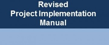 Revised Project Implementation Manual
